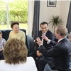 Chinese Premier visits Shannon and the West